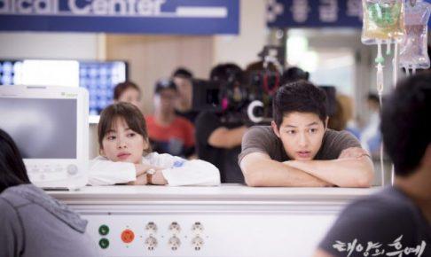 韓国ドラマ『太陽の末裔』のロケ地で病院はどこの場所で?