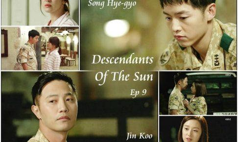 太陽の末裔の日本語字幕動画9話を無料視聴するには?
