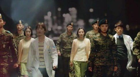 韓国ドラマ『太陽の末裔』日本語字幕無料ドキュメント映像公開!