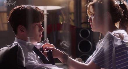 怪しいパートナー 日本語字幕 28話