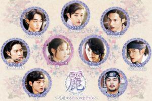 麗 花萌ゆる8人の皇子たちViKiで日本語字幕動画はデメリットしかない!?